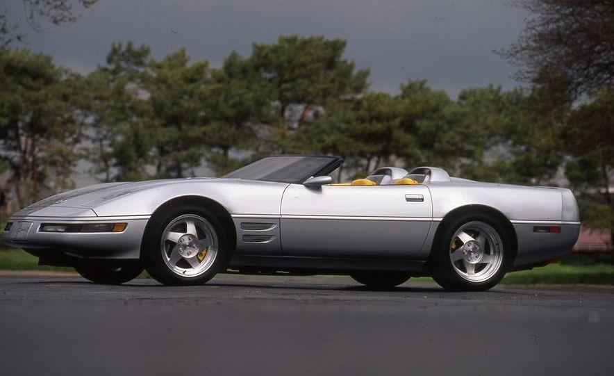 Chevrolet Corvette ZR-1 Spyder prototype - Slide 1