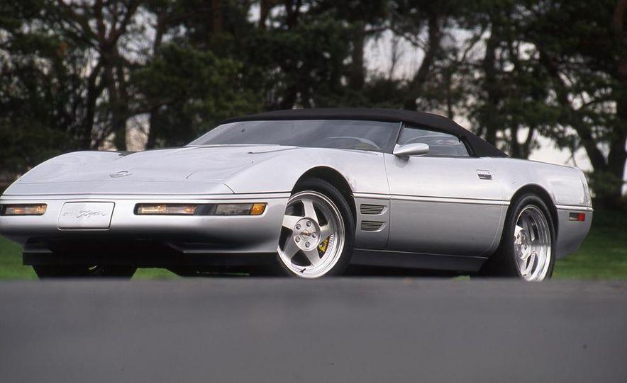 Chevrolet Corvette ZR-1 Spyder prototype - Slide 2