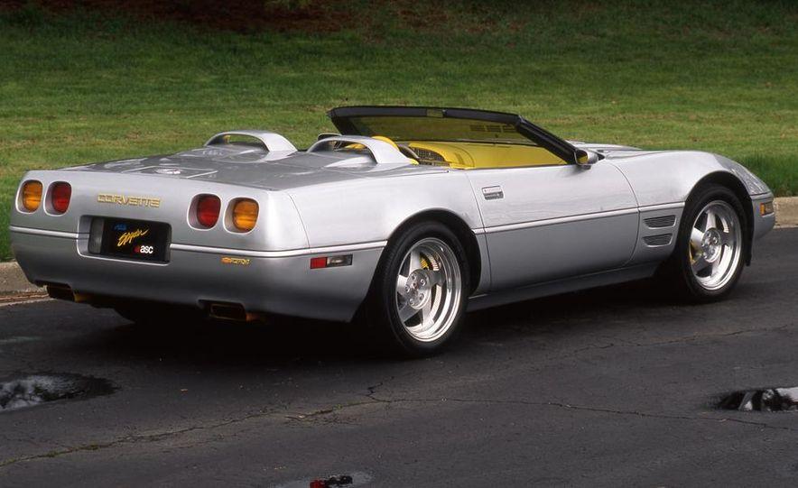 Chevrolet Corvette ZR-1 Spyder prototype - Slide 3