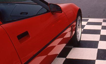 1991 Chevrolet Corvette Z51 FX3 vs. Nissan 300ZX Turbo