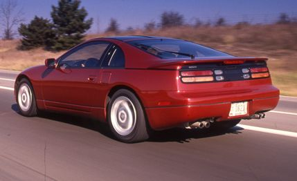 1991 Chevrolet Corvette Z51 FX3 vs. Nissan 300ZX Turbo