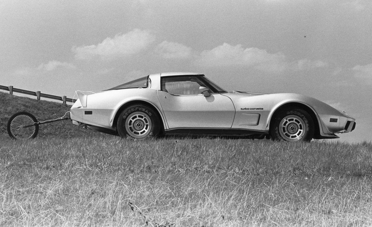 Chevrolet Corvette L48 Turbo Prototype