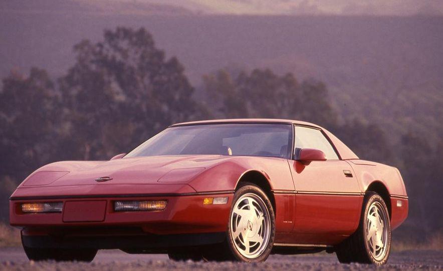 1989 Chevrolet Corvette convertible - Slide 1