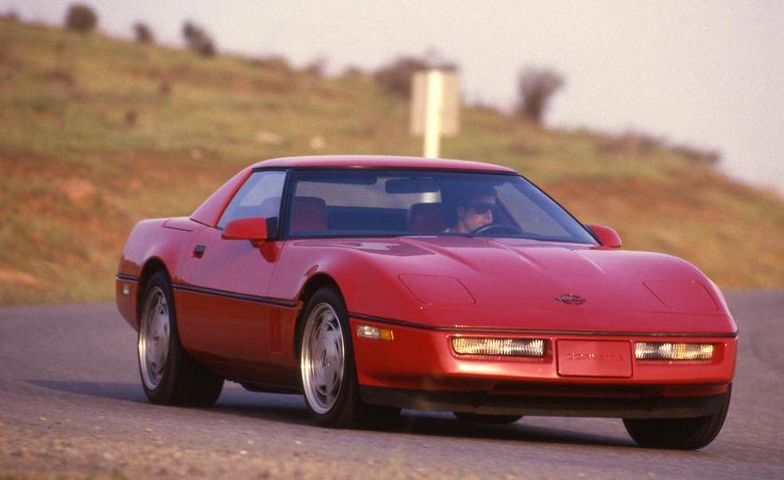 1989 Chevrolet Corvette convertible - Slide 3