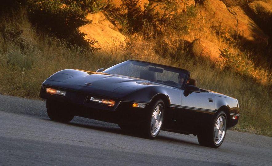 1989 Chevrolet Corvette convertible - Slide 6