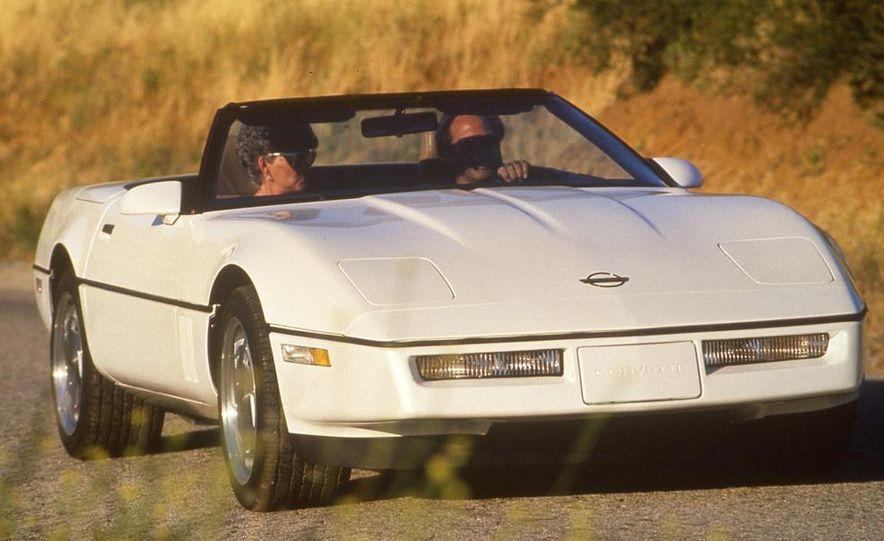 1989 Chevrolet Corvette convertible - Slide 7