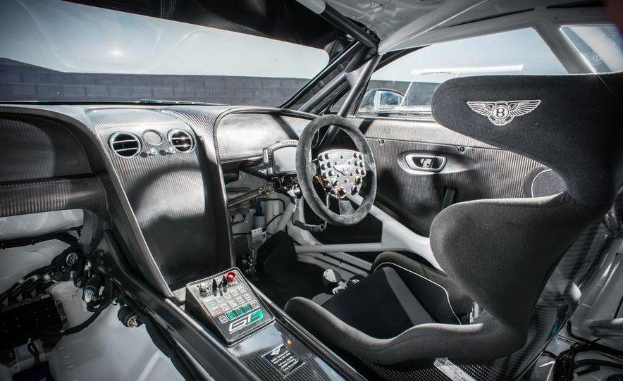 Bentley Continental GT3 - Slide 11