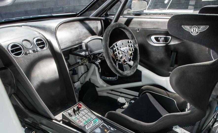 Bentley Continental GT3 - Slide 12