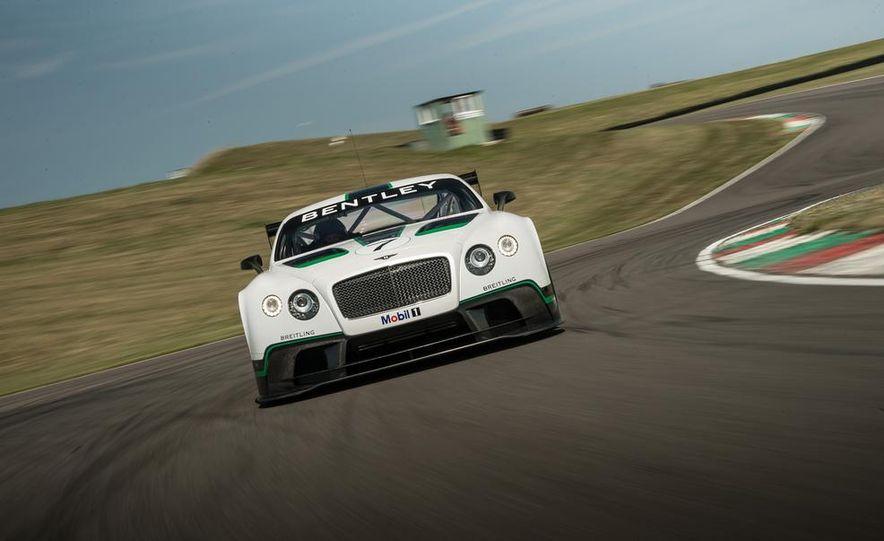 Bentley Continental GT3 - Slide 2