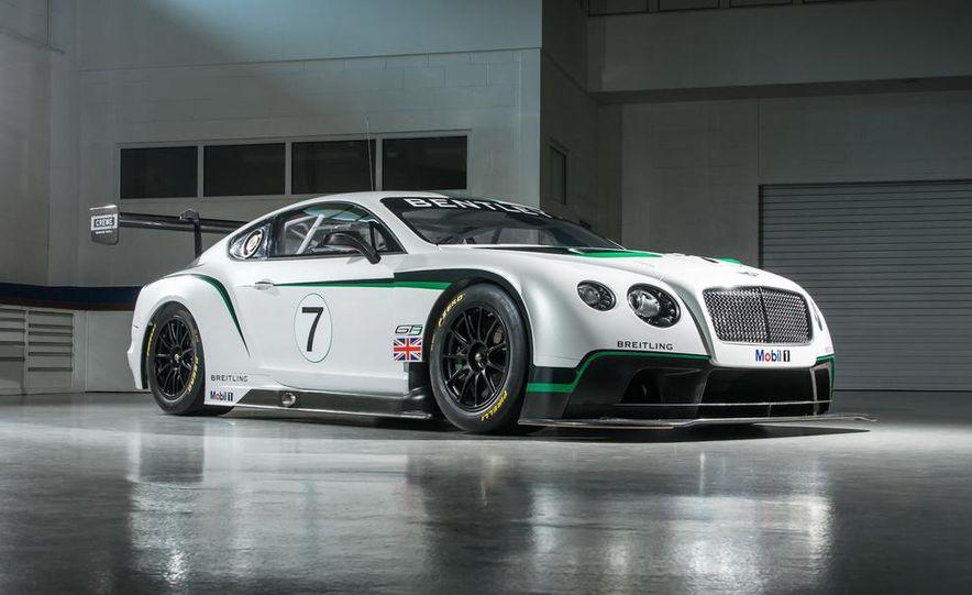 Bentley Continental GT3 - Slide 4