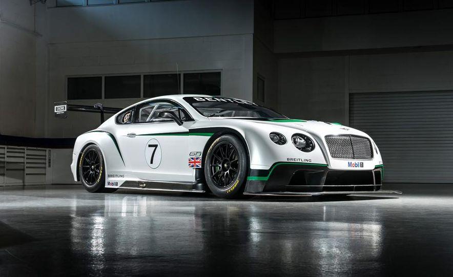 Bentley Continental GT3 - Slide 5