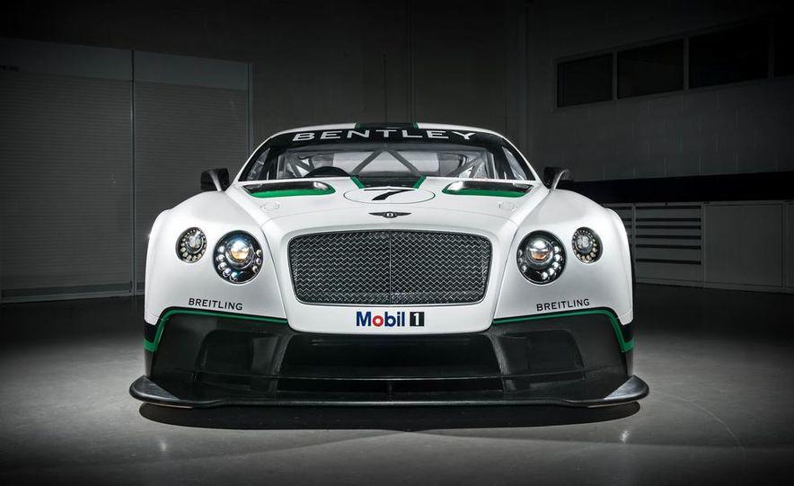 Bentley Continental GT3 - Slide 6