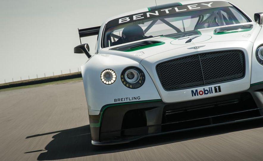 Bentley Continental GT3 - Slide 10