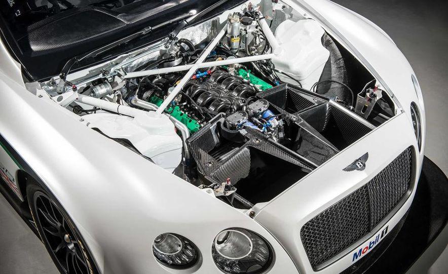 Bentley Continental GT3 - Slide 13