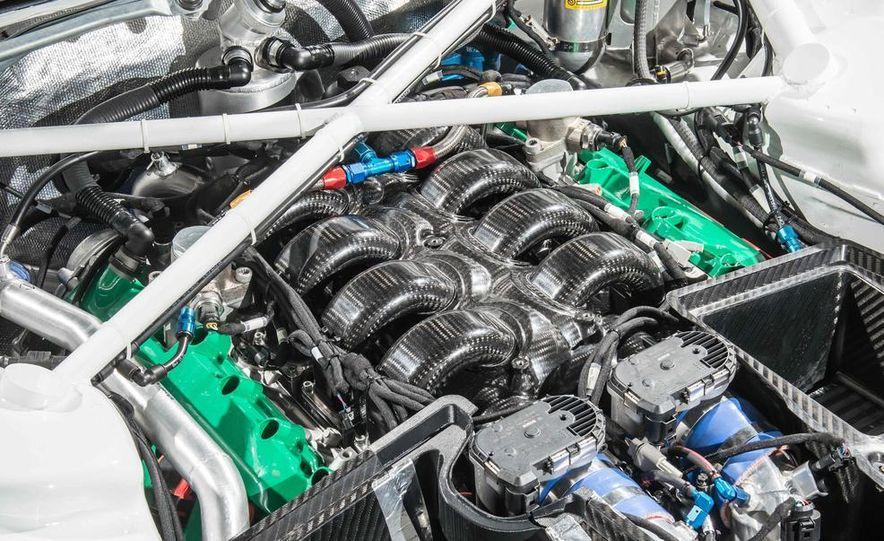 Bentley Continental GT3 - Slide 14