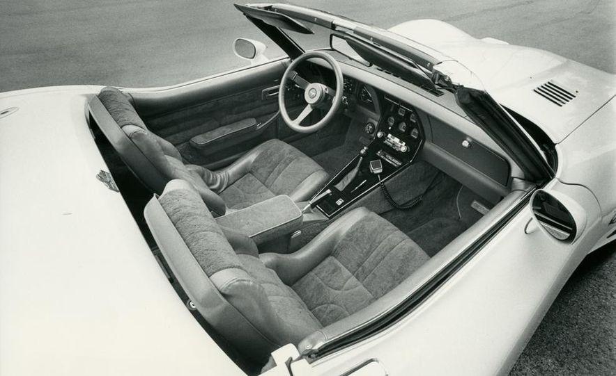 1980 Duntov Turbo Chevrolet Corvette - Slide 11