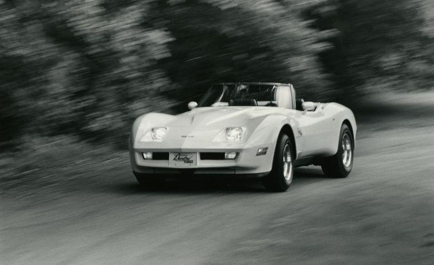 1980 Duntov Turbo Chevrolet Corvette - Slide 1