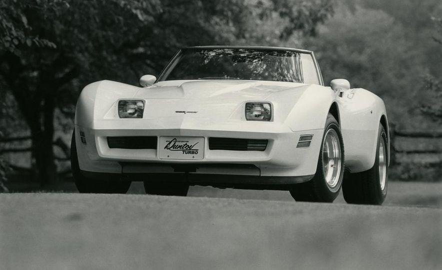 1980 Duntov Turbo Chevrolet Corvette - Slide 3