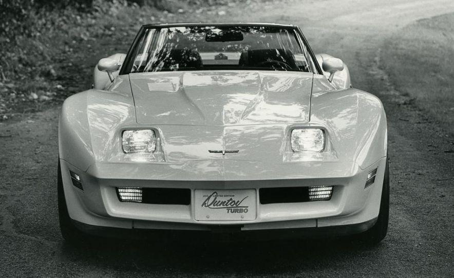 1980 Duntov Turbo Chevrolet Corvette - Slide 4
