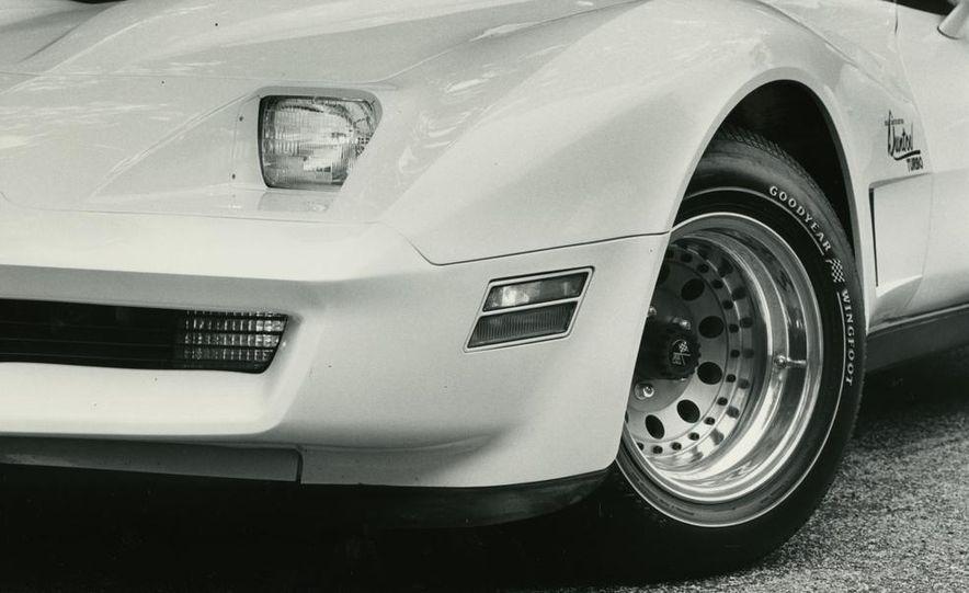 1980 Duntov Turbo Chevrolet Corvette - Slide 10