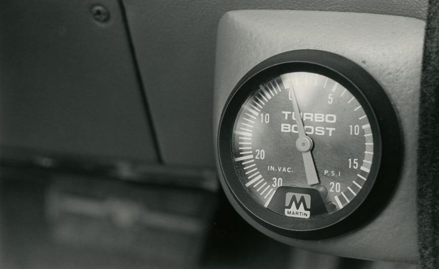 1980 Duntov Turbo Chevrolet Corvette - Slide 14
