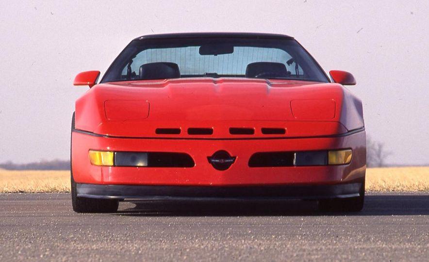 Callaway Twin-Turbo Chevrolet Corvette - Slide 3