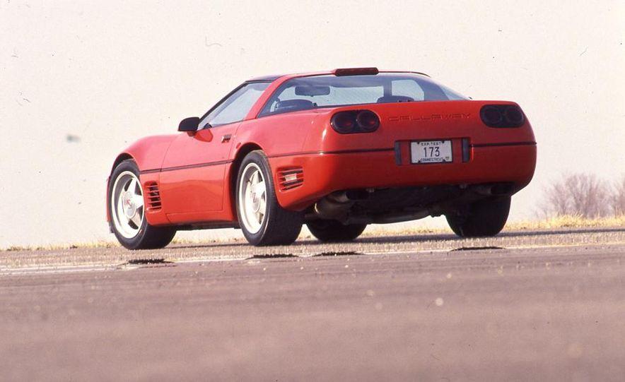 Callaway Twin-Turbo Chevrolet Corvette - Slide 5