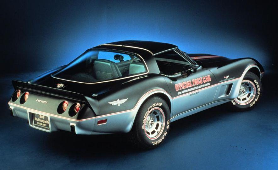 1978 Chevrolet Corvette Indy 500 Pace Car Replica - Slide 1