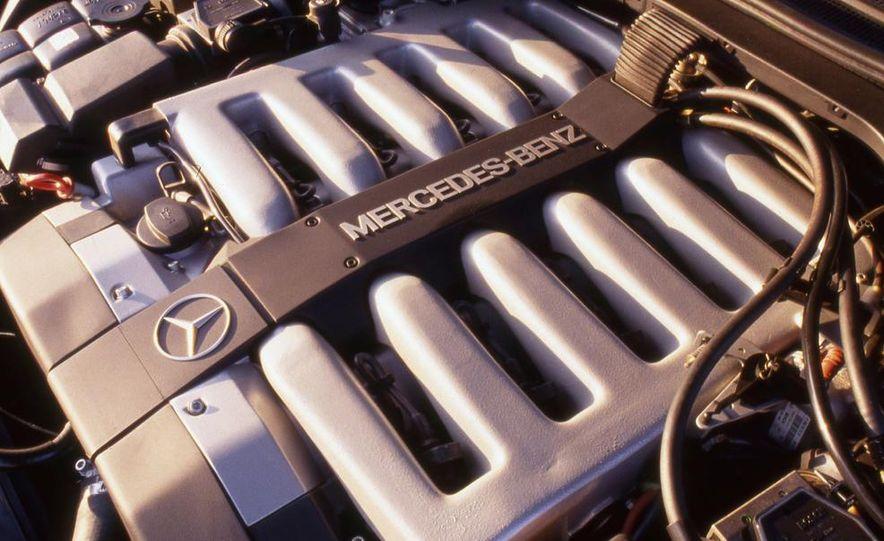 Mercedes-Benz 600SEC - Slide 7