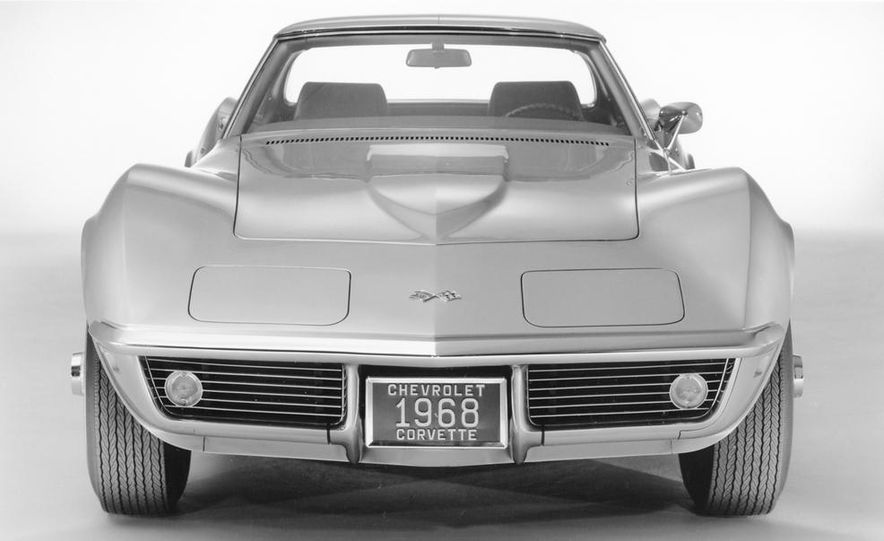 1958 Chevrolet Corvette - Slide 10
