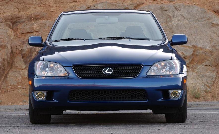 2001 Lexus IS300 - Slide 3