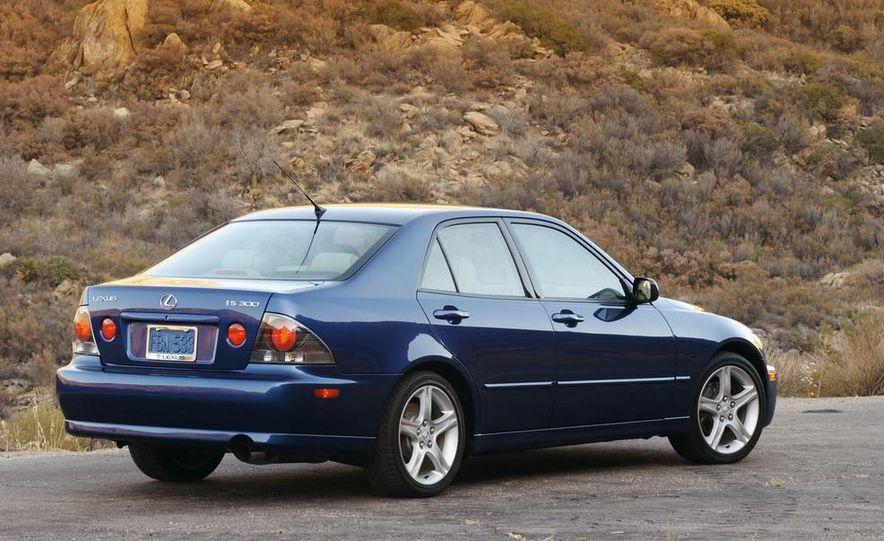 2001 Lexus IS300 - Slide 6
