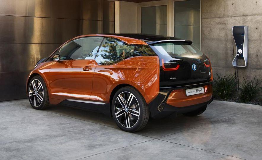 2014 BMW i3 - Slide 1