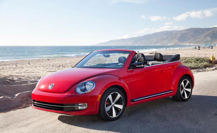 2013 Volkswagen Beetle Convertible - Slide 6