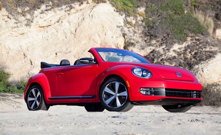 2013 Volkswagen Beetle Convertible - Slide 7