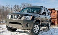 Nissan Xterra Off-Road 4WD