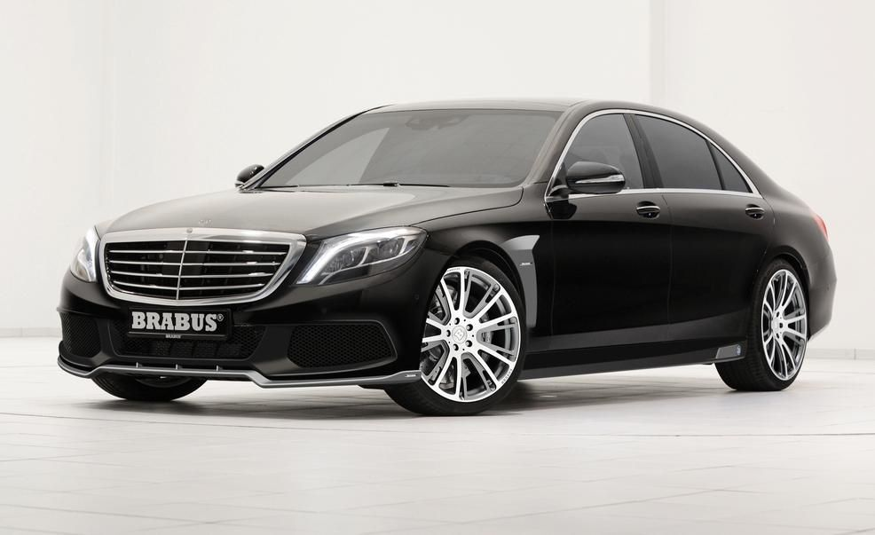 brabus s class photo gallery car and driver