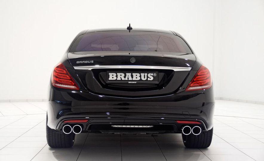 Brabus S-class - Slide 7