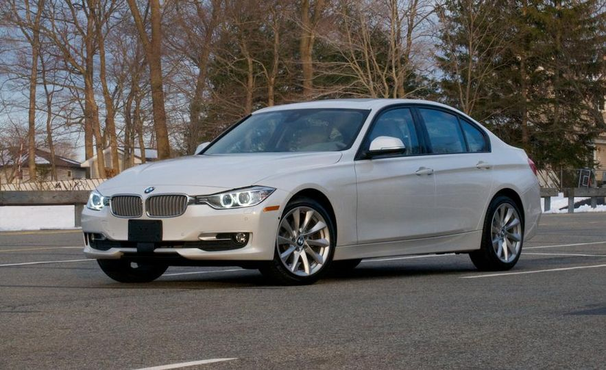 2014 BMW 328d sedan - Slide 1