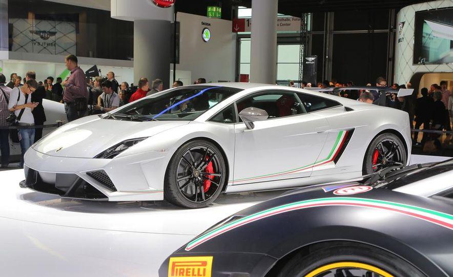 2013 Lamborghini Gallardo LP570-4 Squadra Corse - Slide 5