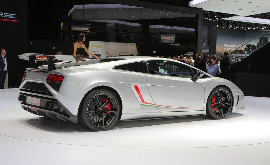 2013 Lamborghini Gallardo LP570-4 Squadra Corse - Slide 8