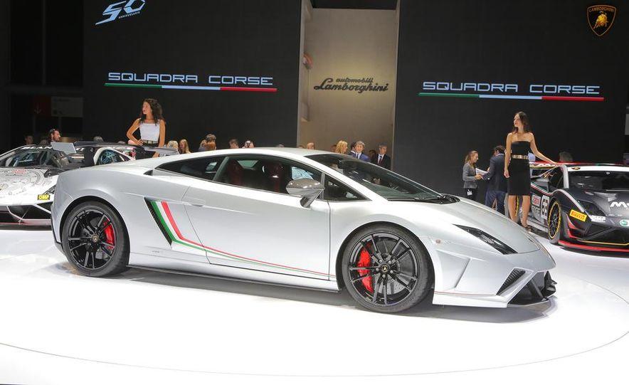 2013 Lamborghini Gallardo LP570-4 Squadra Corse - Slide 10