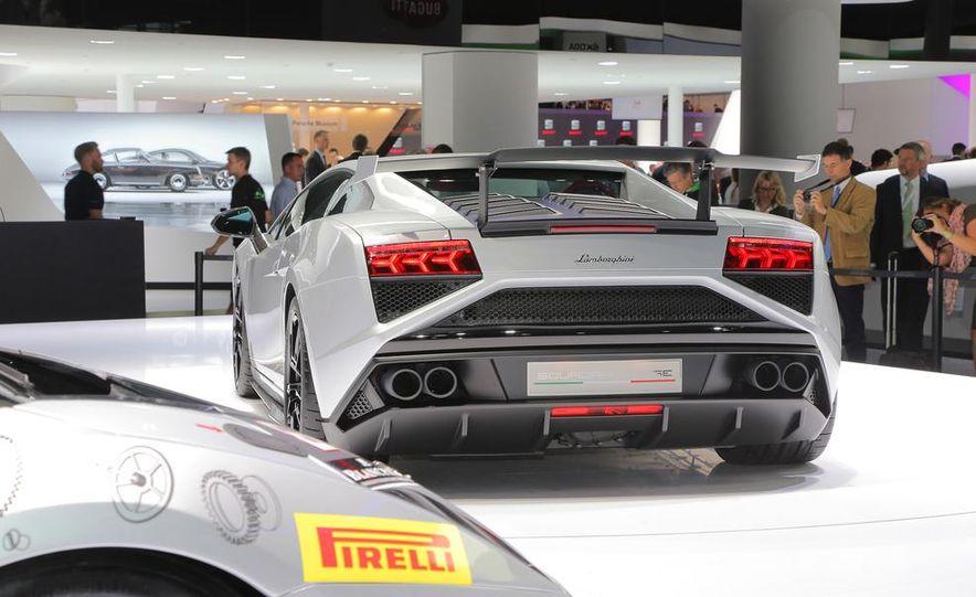 2013 Lamborghini Gallardo LP570-4 Squadra Corse - Slide 11