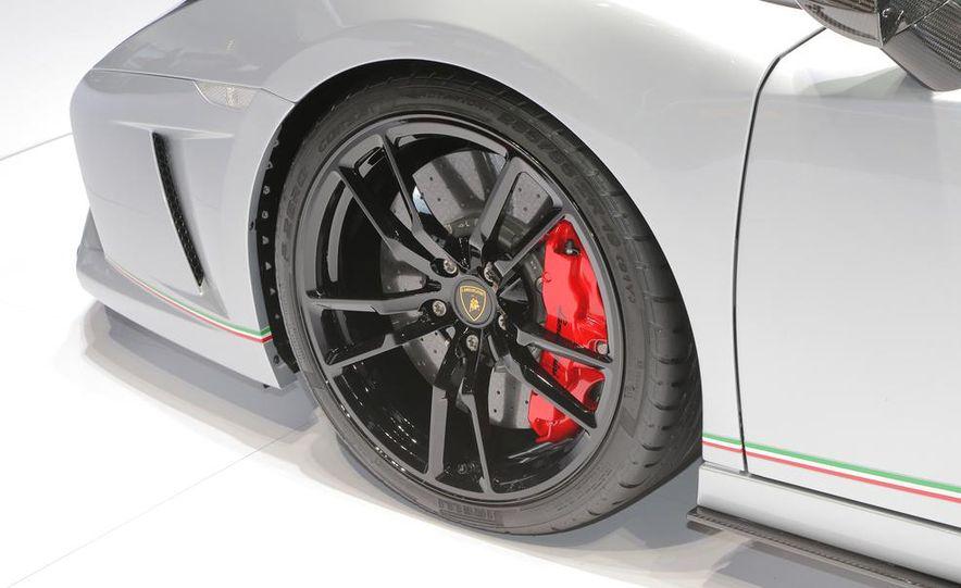 2013 Lamborghini Gallardo LP570-4 Squadra Corse - Slide 13