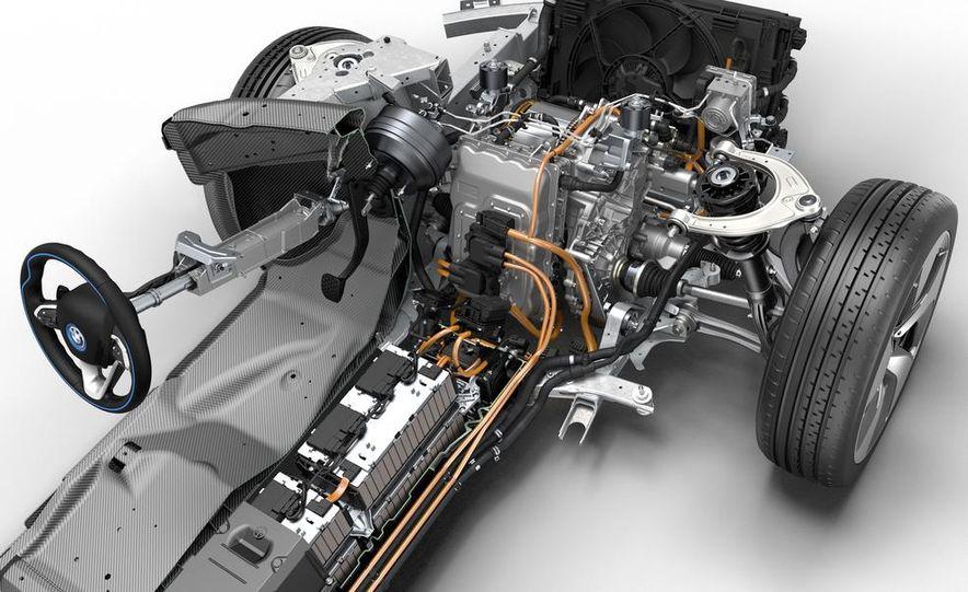 BMW i8 concept - Slide 15