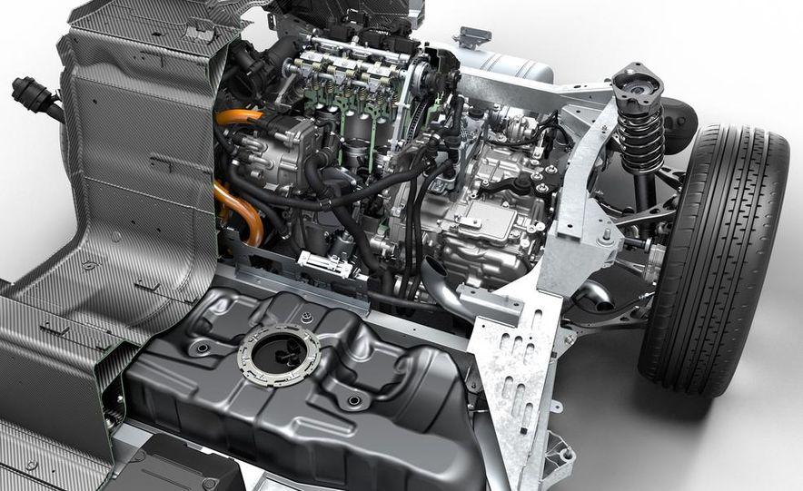 BMW i8 concept - Slide 17