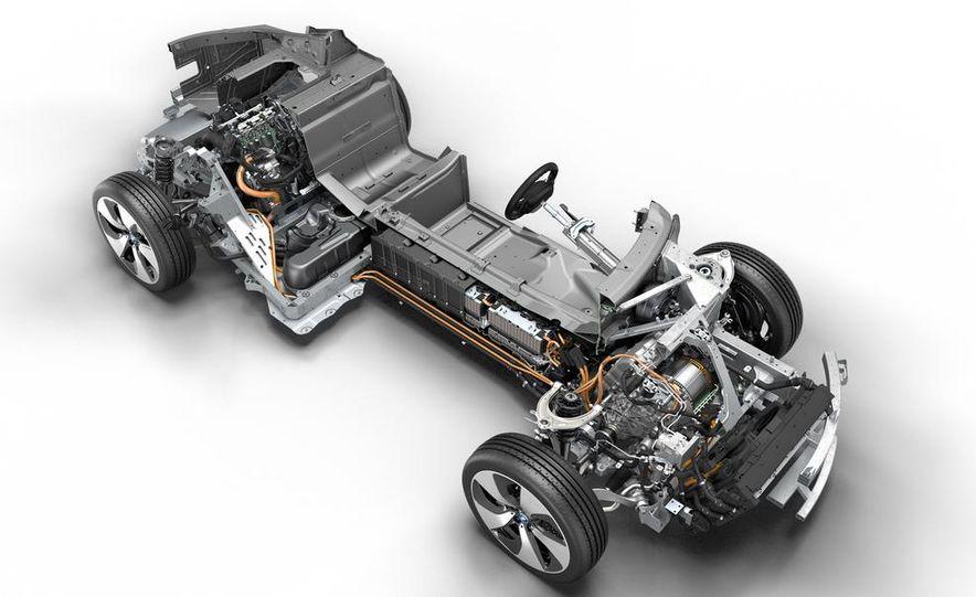BMW i8 concept - Slide 18