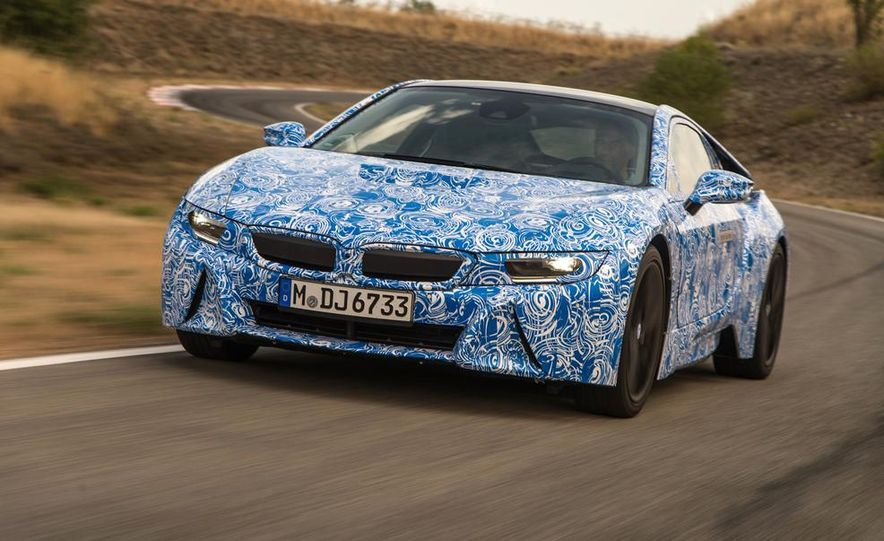 BMW i8 concept - Slide 2