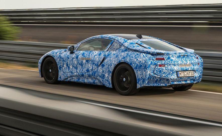 BMW i8 concept - Slide 3