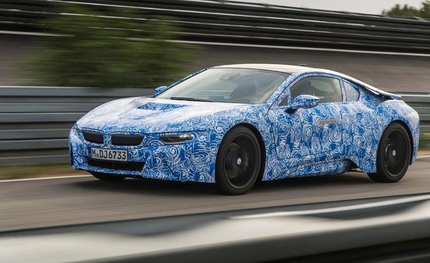 BMW i8 concept - Slide 4